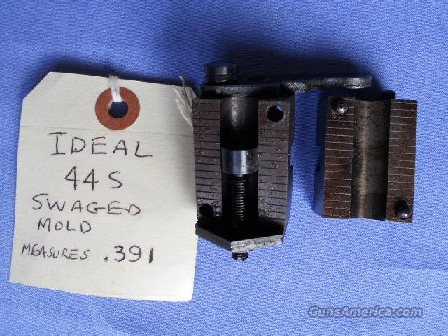 IDEAL   44S  SWAGED MOLD  Non-Guns > Bullet Making Supplies