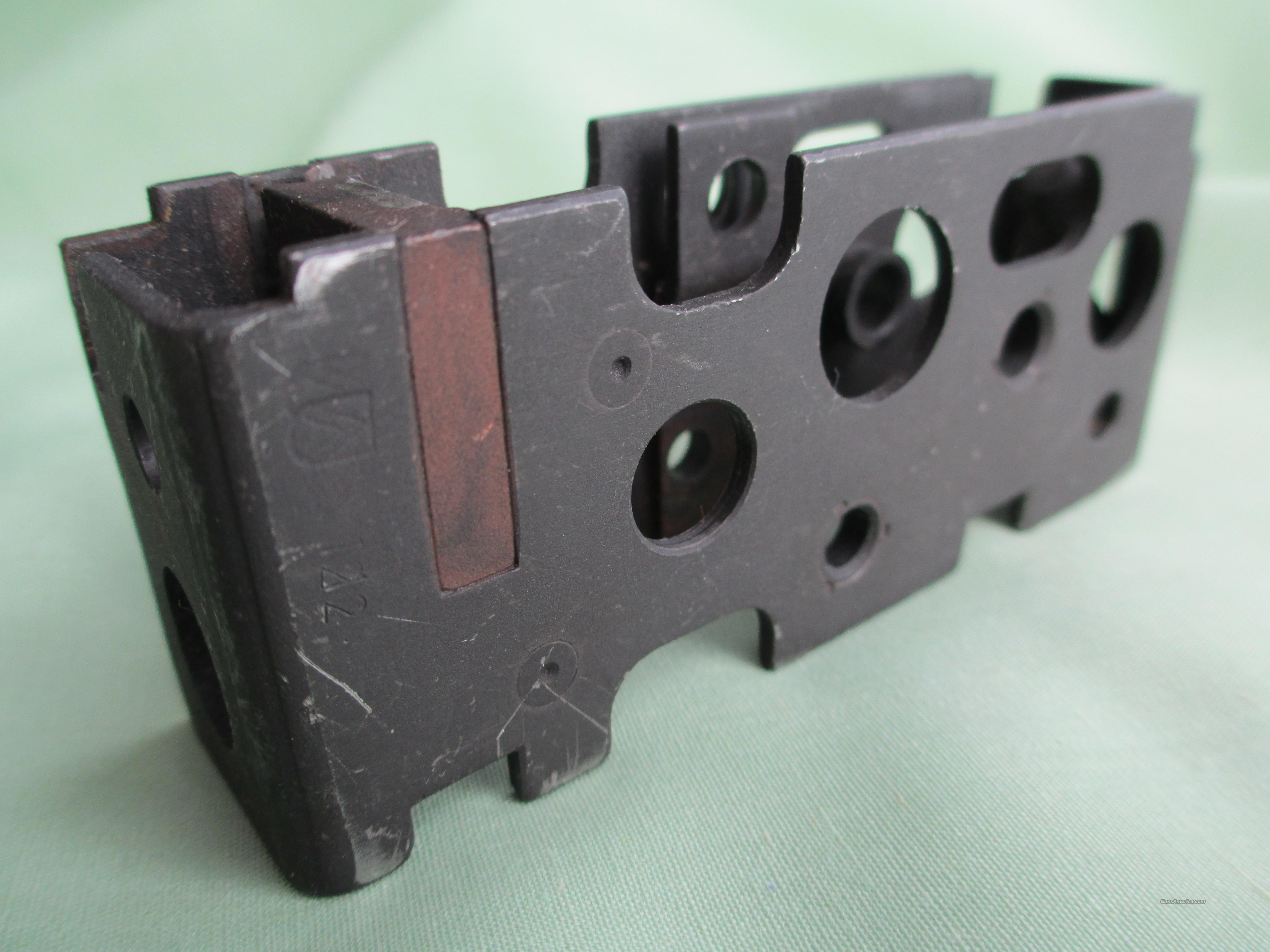 HK G3 HK91 Steel Trigger Box  Non-Guns > Gun Parts > Military - Foreign