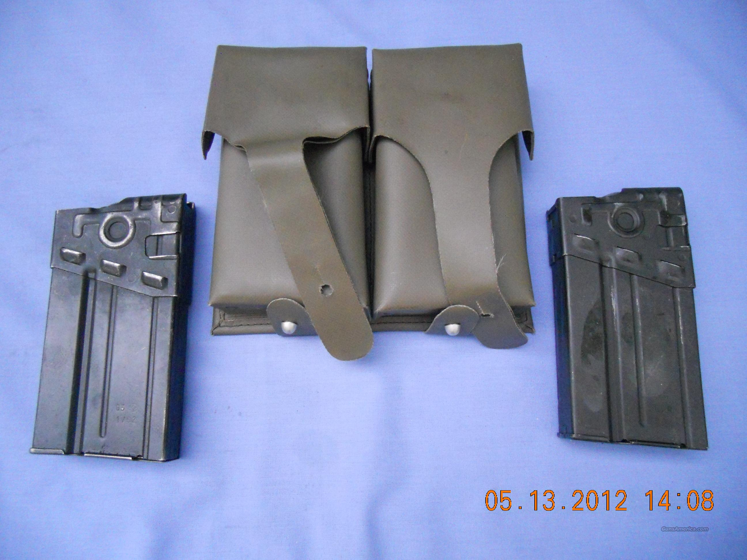 HK/G3 GERMAN STEEL MAGS 2-PACK  Non-Guns > Magazines & Clips > Rifle Magazines > HK/CETME