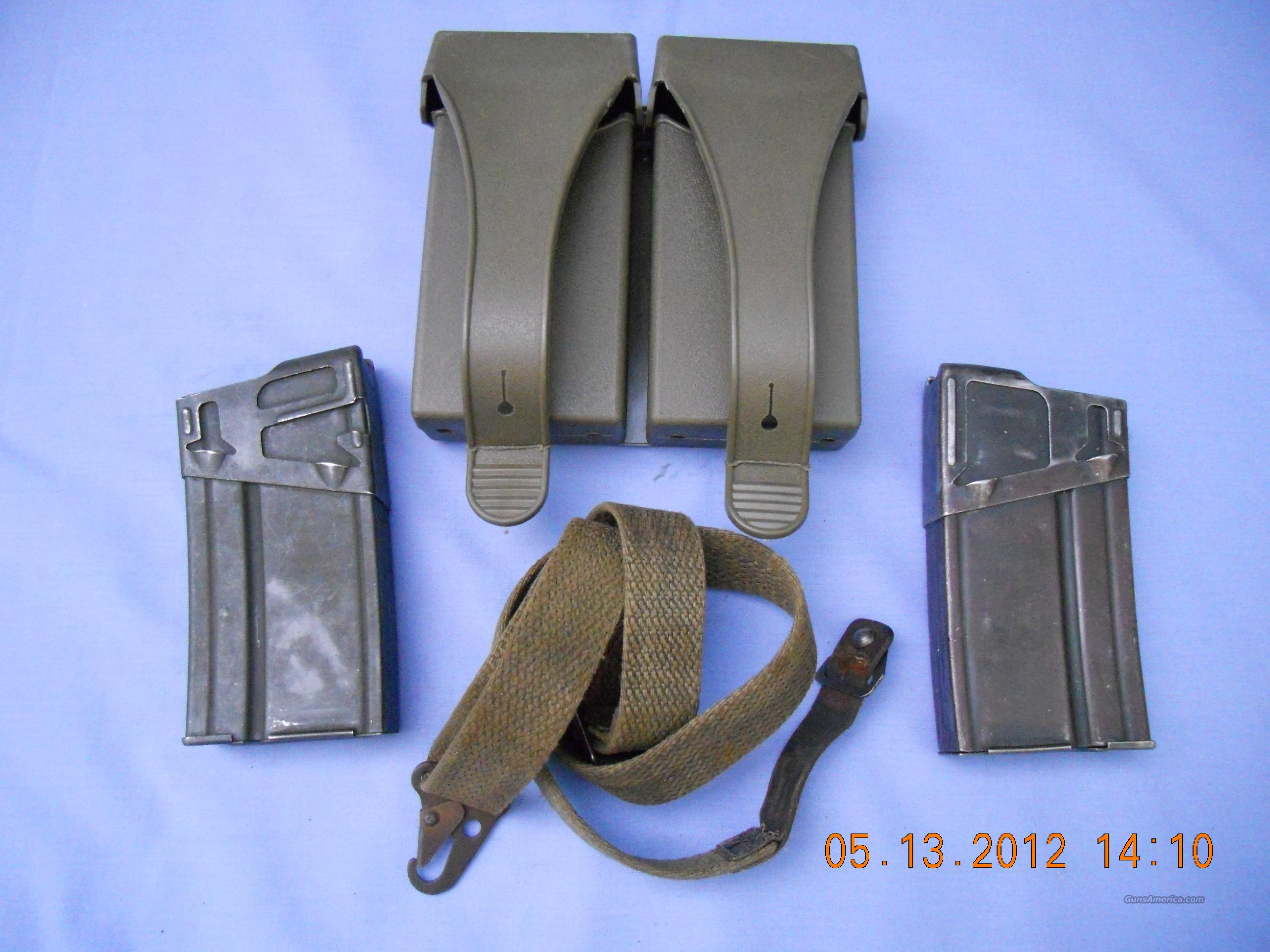 CETME  MAG, 2-PACK AND SLING  Non-Guns > Magazines & Clips > Rifle Magazines > HK/CETME