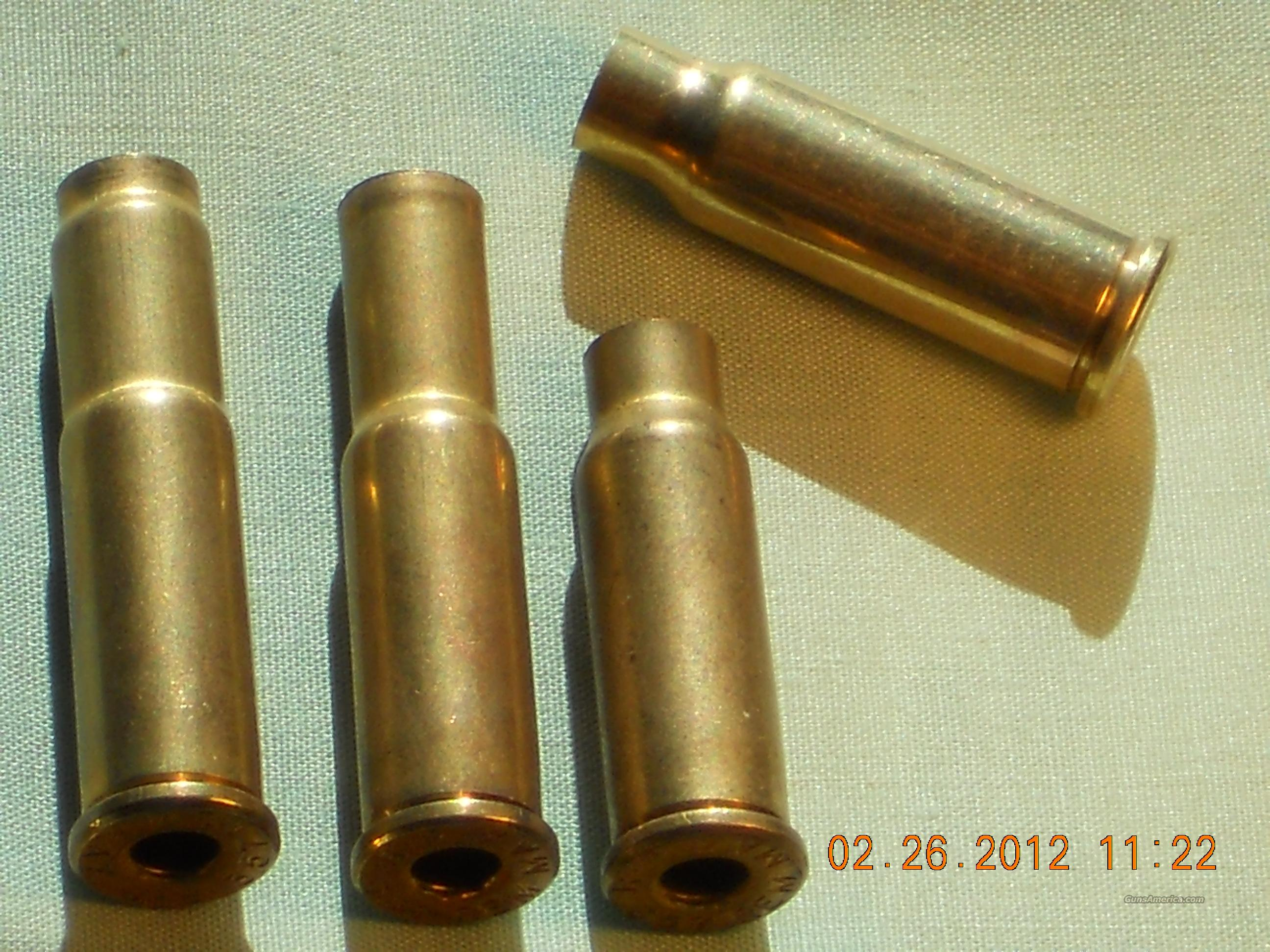 256 WIN MAG BRASS FROM .357 REM MAX  Non-Guns > Reloading > Components > Brass