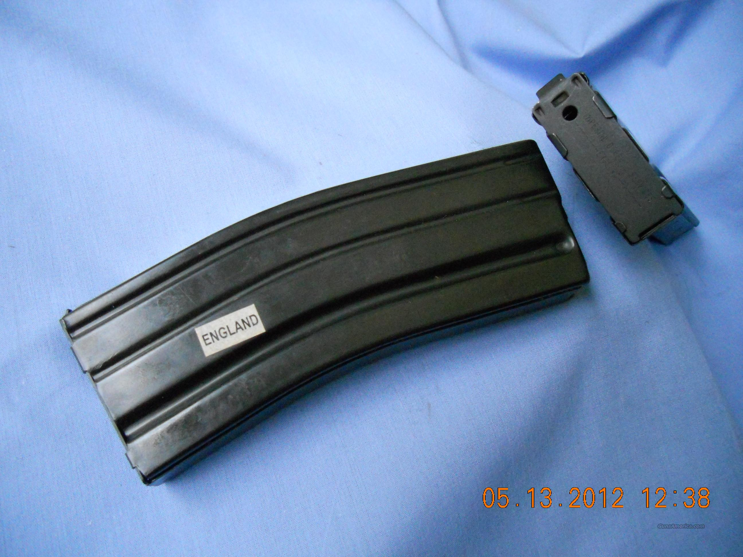 AR15-M16 30 ROUND STEEL MAG IDS  MARKED  Non-Guns > Magazines & Clips > Rifle Magazines > AR-15 Type