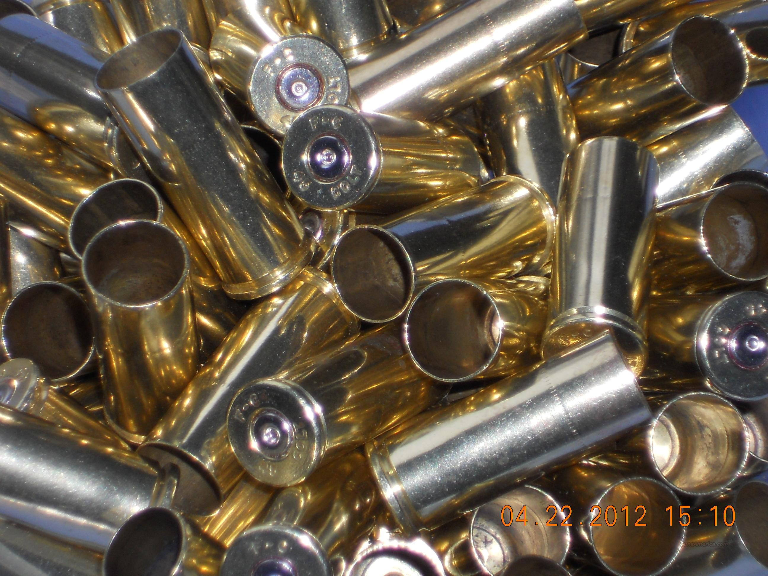 45 COLT FEDERAL  BRASS  QTY ;200  Non-Guns > Reloading > Components > Brass
