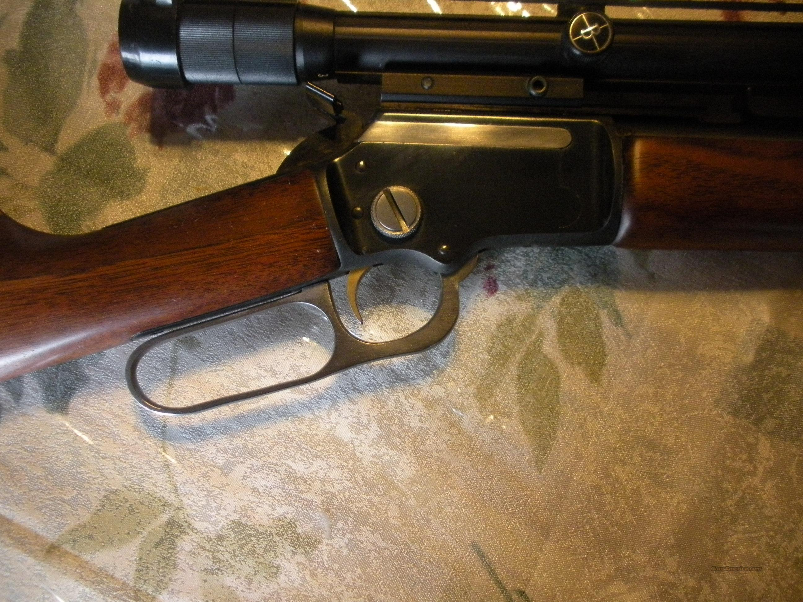 Marlin 39a golden mountie  Guns > Rifles > Marlin Rifles > Modern > Lever Action