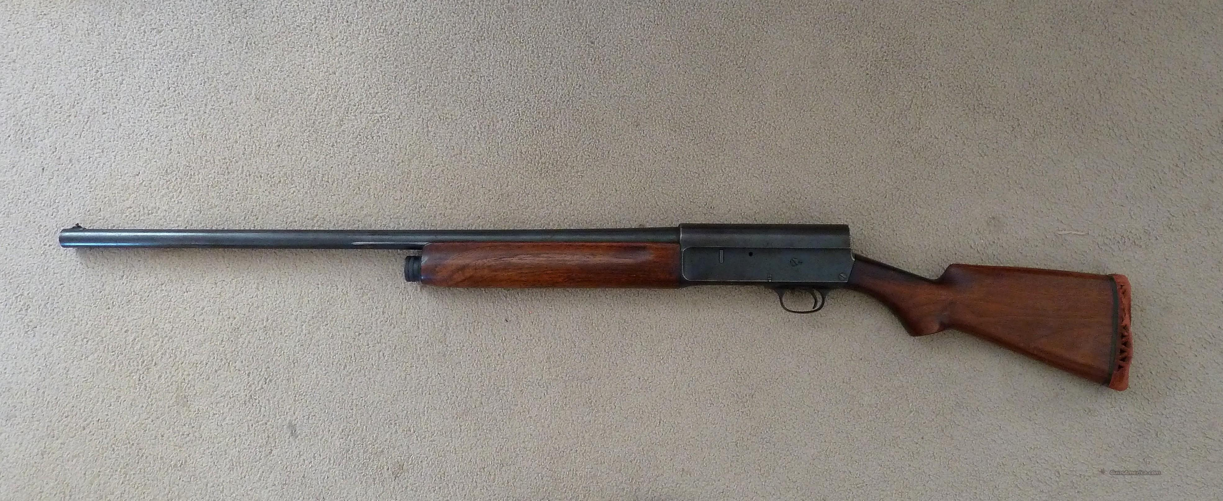 Remington Arms - Model 11 - 12ga. Autoloading Shotgun  Guns > Shotguns > Remington Shotguns  > Autoloaders > Hunting