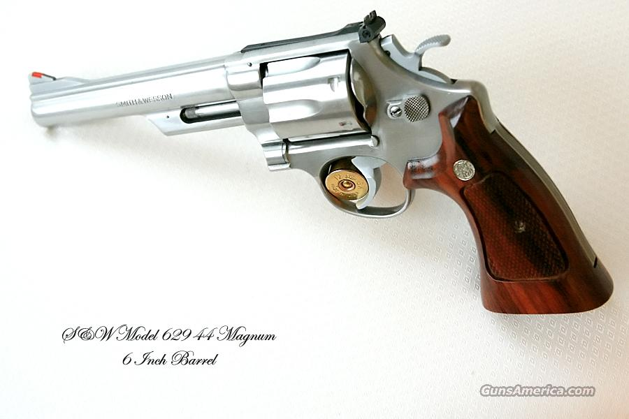 Smith & Wesson 629 44 mag limited run  Guns > Pistols > Smith & Wesson Revolvers > Model 629