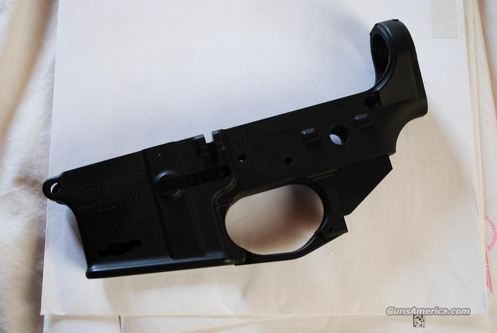 DPMS Panther Arms AR15 Lower  Guns > Rifles > AR-15 Rifles - Small Manufacturers > Lower Only
