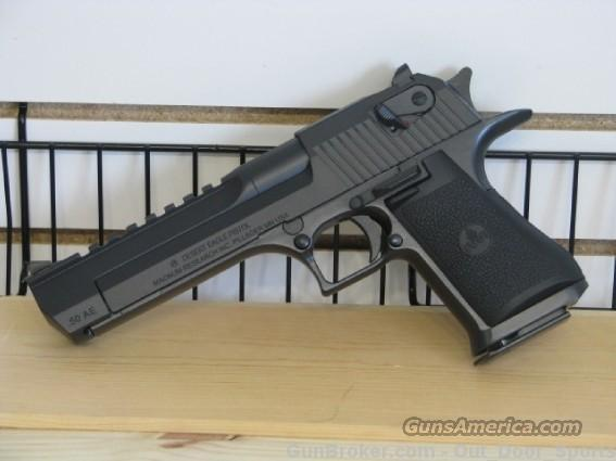 Desert Eagle Mark XIX 50AE  Israeli Made  Guns > Pistols > Magnum Research Pistols