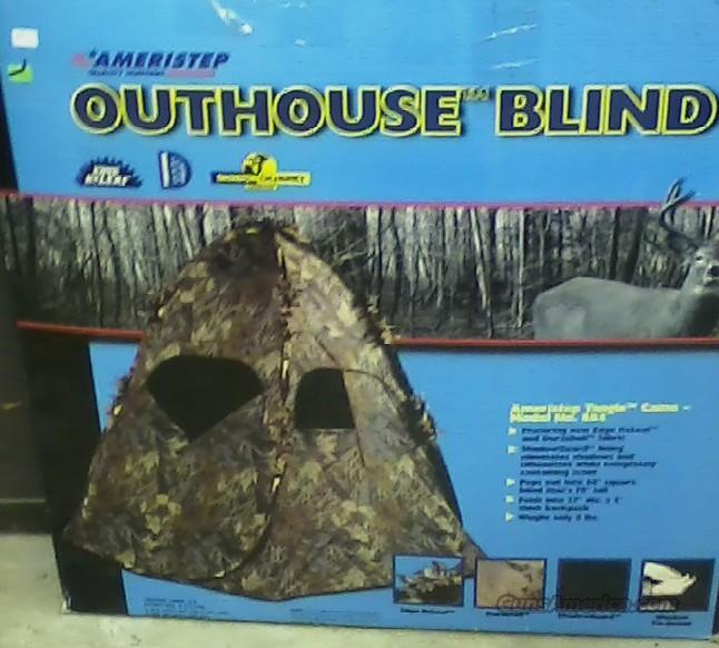 AMERISTEP OUTHOUSE BLIND for sale