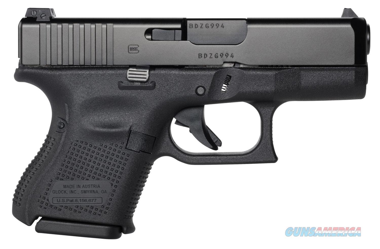 GLOCK UA2650201 GEN 5 COMPACT 9MM PISTOL  Guns > Pistols > Glock Pistols > 26/27