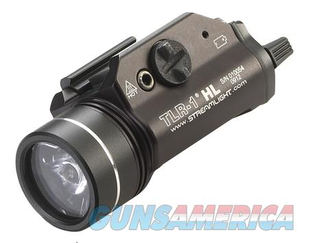 STREAMLIGHT TLR-1 HL TACTICAL RAIL MOUNTED 800 LUM. LIGHT  Non-Guns > Lights > Tactical
