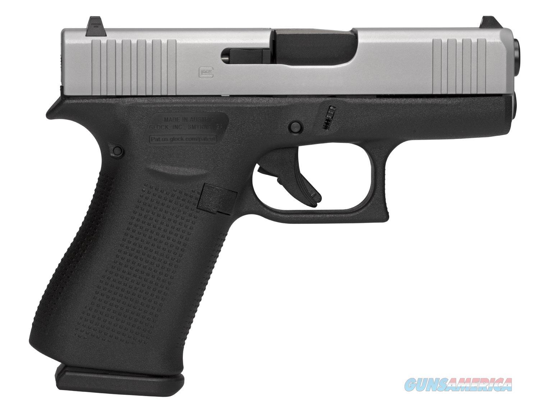 GLOCK PX435SL201 43X SUBCOMPACT 9MM  Guns > Pistols > Glock Pistols > 43/43X