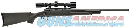 SAVAGE AXIS 7MM-08 REM. PKG. RIFLE  Guns > Rifles > Savage Rifles > Axis