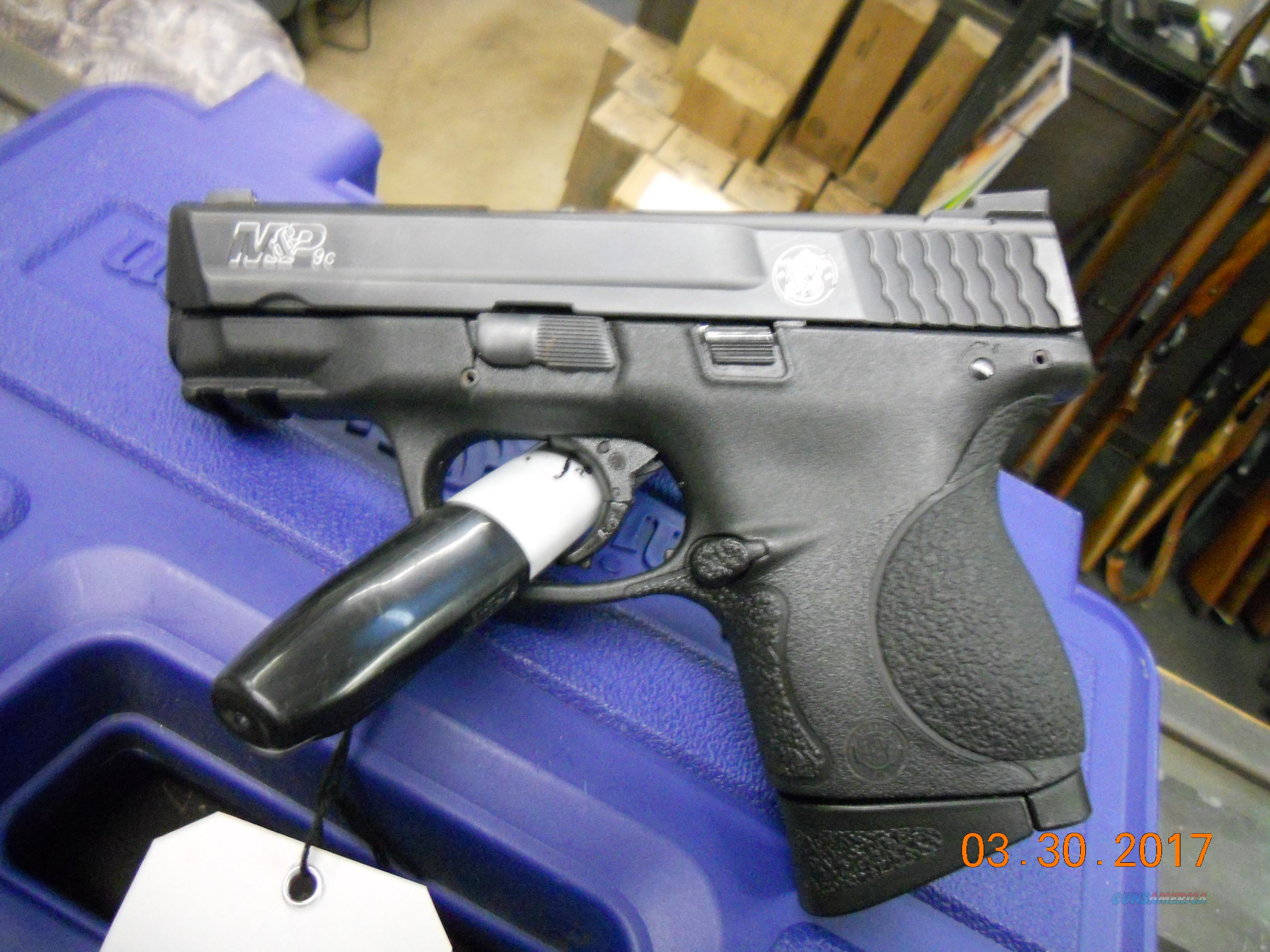 S&W M&P COMPACT 9MM PISTOL   Guns > Pistols > Smith & Wesson Pistols - Autos > Polymer Frame