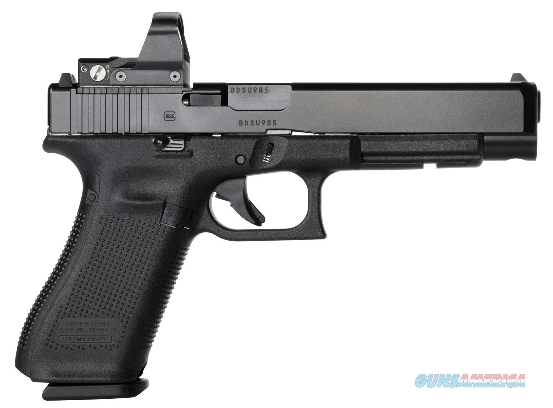 GLOCK PA3430103MOS GEN 5 9MM LONG SLIDE PISTOL   Guns > Pistols > Glock Pistols > 34