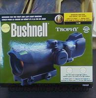 BUSHNELL TROPHY DUAL T DOT  Non-Guns > Scopes/Mounts/Rings & Optics > Tactical Scopes > Red Dot