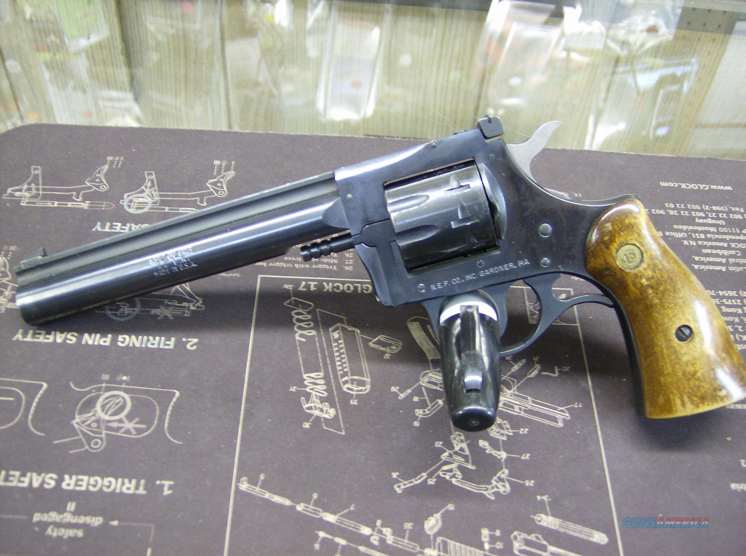 NEW ENGLAND FIREAMS R92 ULTRA 22LR REVOLVER  Guns > Pistols > Harrington & Richardson Pistols