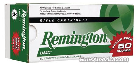 REMINGTON UMC 223REM 55GR FMC BX 50  Non-Guns > Ammunition