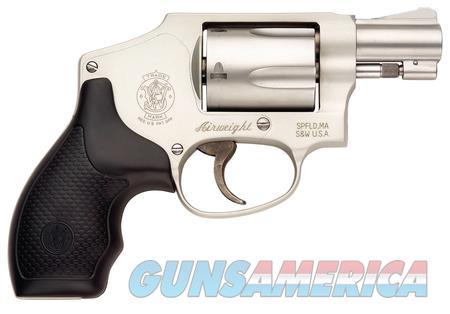S&W 103810 642 AIRWEIGHT 38SPL. REVOLVER  Guns > Pistols > Smith & Wesson Revolvers > Small Frame ( J )