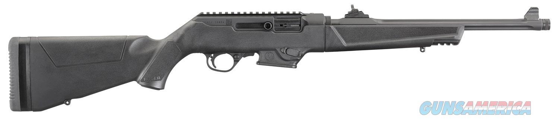 THIS IS A NIB RUGER PC9 CARBINE  Guns > Rifles > Ruger Rifles > SR Series