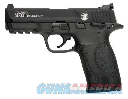 S&W M&P 22 COMPACT PISTOL W/THREADED BARREL   Guns > Pistols > Smith & Wesson Pistols - Autos > .22 Autos