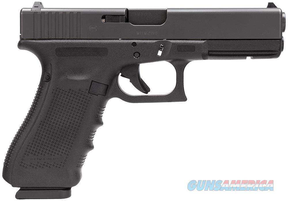 GLOCK PG1750203 GEN5 MODEL 17 FULL SIZE 9MM  17RD  Guns > Pistols > Glock Pistols > 17