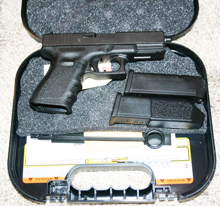 New In Box Glock 19C 9mm  Guns > Pistols > Glock Pistols > 19