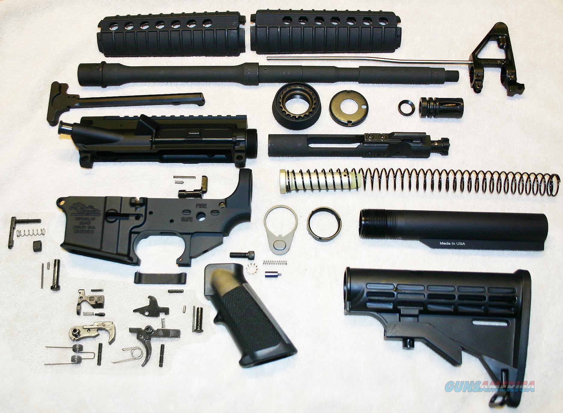 Anderson M Build Kit