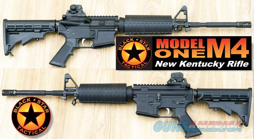 New Anderson Manufacturing 5.56 NATO AR/M4 Carbine  Guns > Rifles > AR-15 Rifles - Small Manufacturers > Complete Rifle