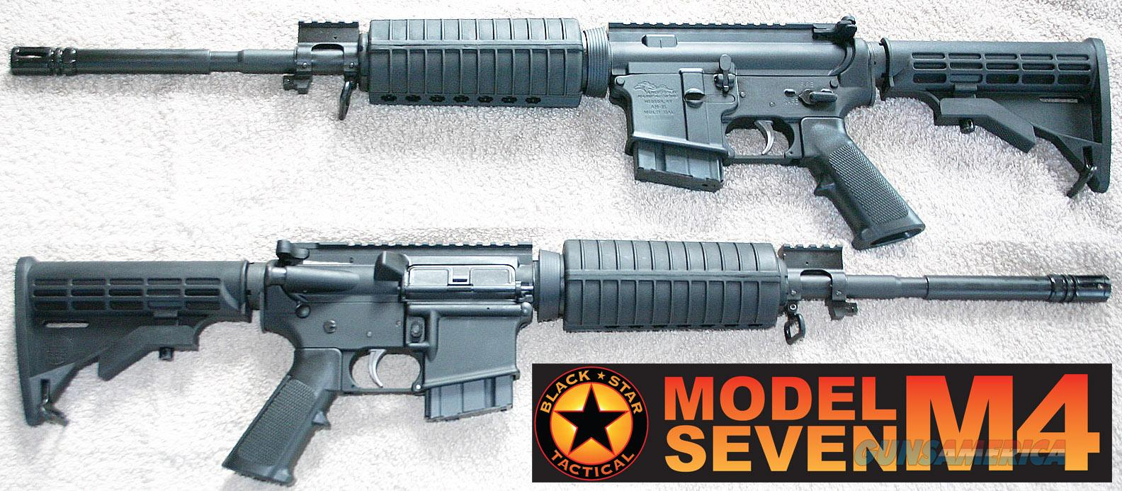 NEW ANDERSON MFG 7.62X39MM AR/M4 CARBINE - CHROME LINED 1/9.5 BBL  Guns > Rifles > A Misc Rifles