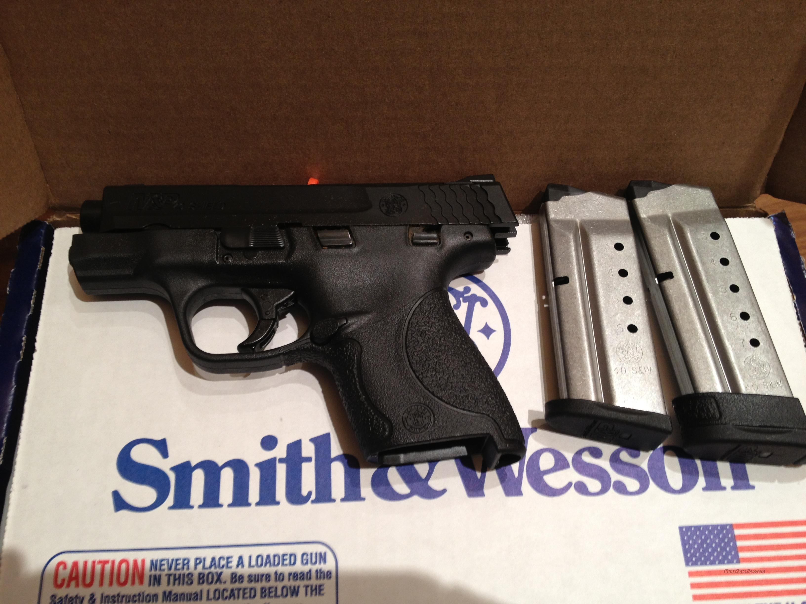 BRAND NEW SMITH & WESSON SHIELD  9mm  Guns > Pistols > Smith & Wesson Pistols - Autos > Shield