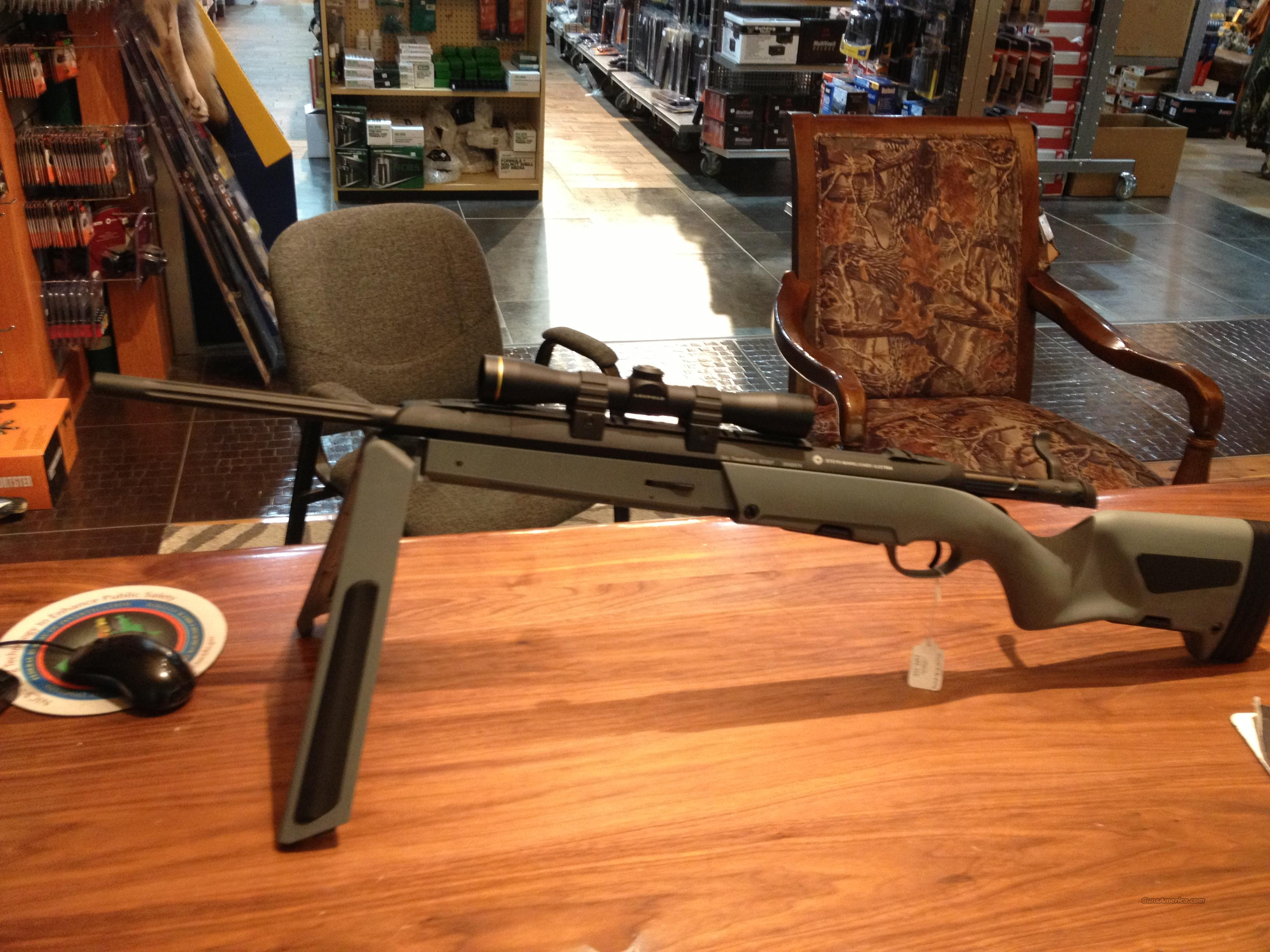 Brand New Steyr Scout Jeff Copper Package ...Rare Find ..In stock   Guns > Rifles > Steyr Rifles