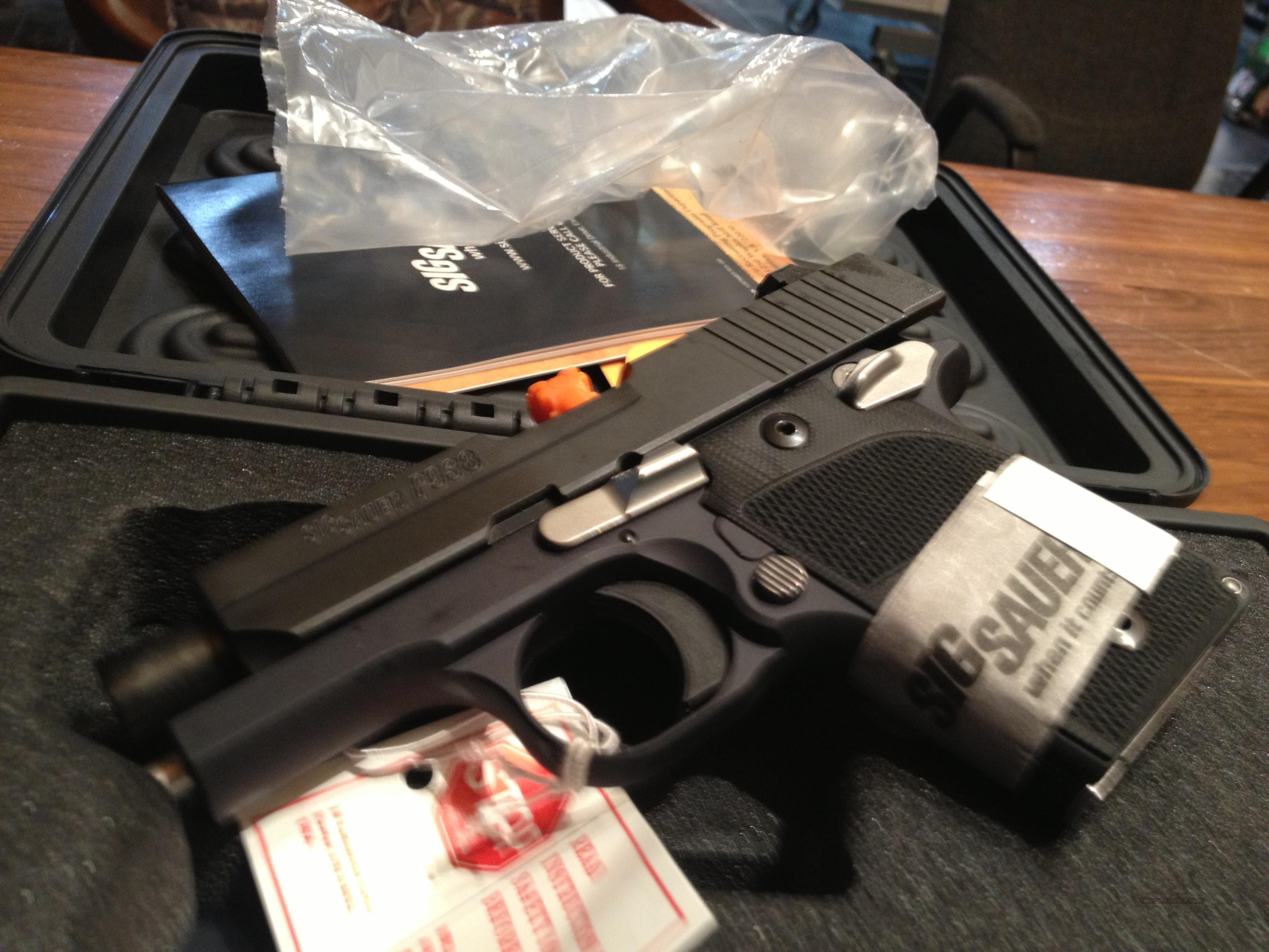 BRAND NEW SIG 938 NIGHTMARE 9MM   Guns > Pistols > Sig - Sauer/Sigarms Pistols > Other