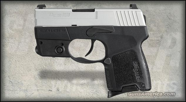 Sig Sauer P290 two-tone with laser  Guns > Pistols > Sig - Sauer/Sigarms Pistols > P290
