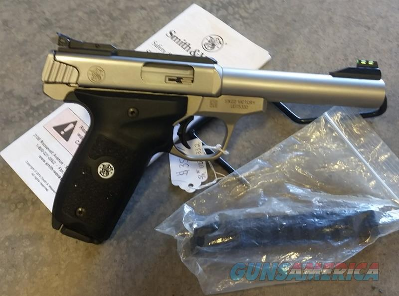 "Smith & Wesson SW22 ""Victory"" .22lr FO Sights  Guns > Pistols > Smith & Wesson Pistols - Autos > .22 Autos"