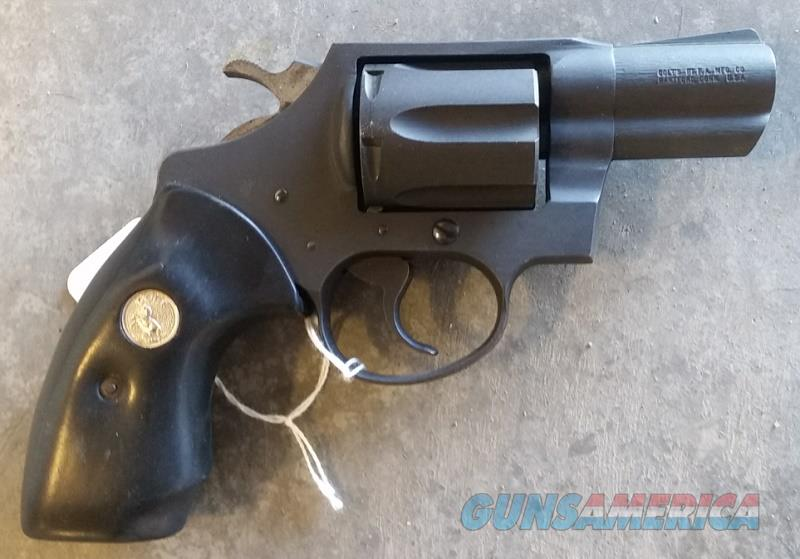 "Colt ""Commando Spec."" .38SPL 6 shot Revolver  Guns > Pistols > Colt Double Action Revolvers- Modern"