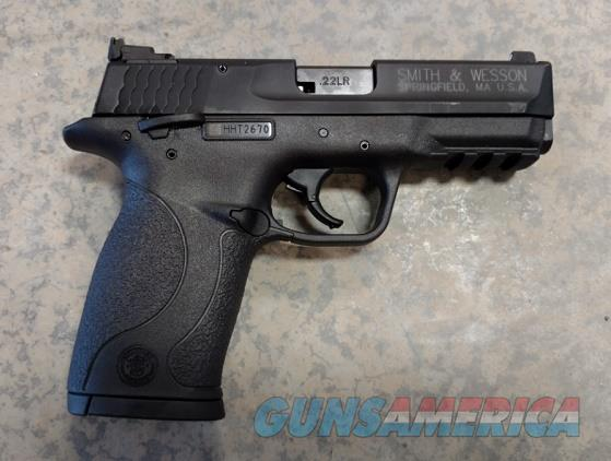 Smith & Wesson M&P .22 Compact  Guns > Pistols > Smith & Wesson Pistols - Autos > .22 Autos