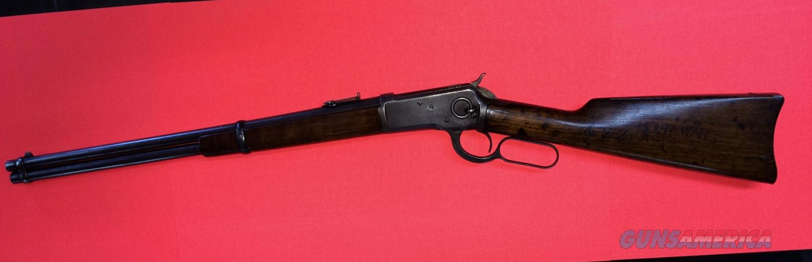 VERY NICE WINCHESTER 1892 {MFG 1894 SADDLE RING CARBINE .44WCF}  Guns > Rifles > Winchester Rifles - Pre-1899 Lever