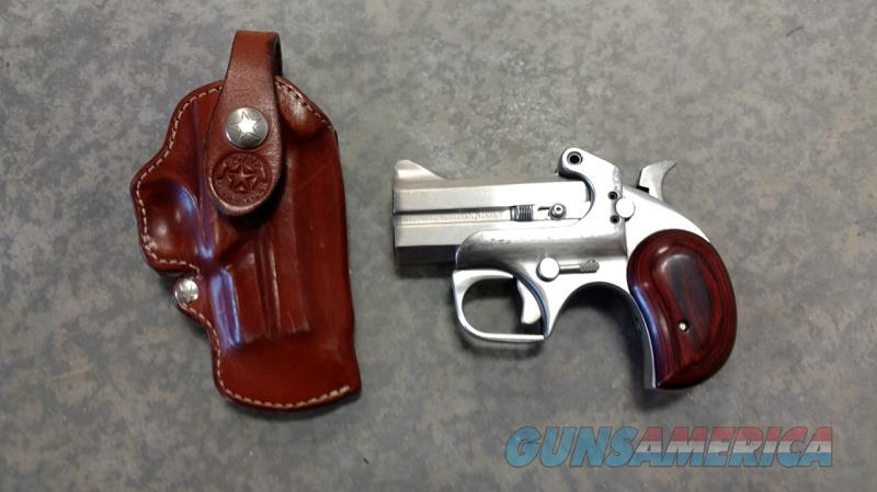 "Bond Arms, ""Texas Defender"" .45/.410 SS w/Holster   Guns > Pistols > Bond Derringers"