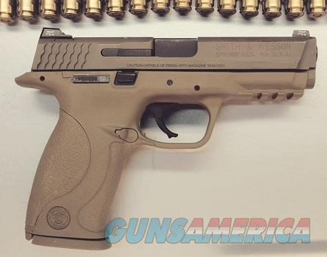 S&W M&P40VTAC 40SW 15RD DE FS  Guns > Pistols > Smith & Wesson Pistols - Autos > Polymer Frame
