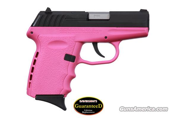 SCCY CPX-2 Blued/Pink 9mm NIB  Guns > Pistols > S Misc Pistols