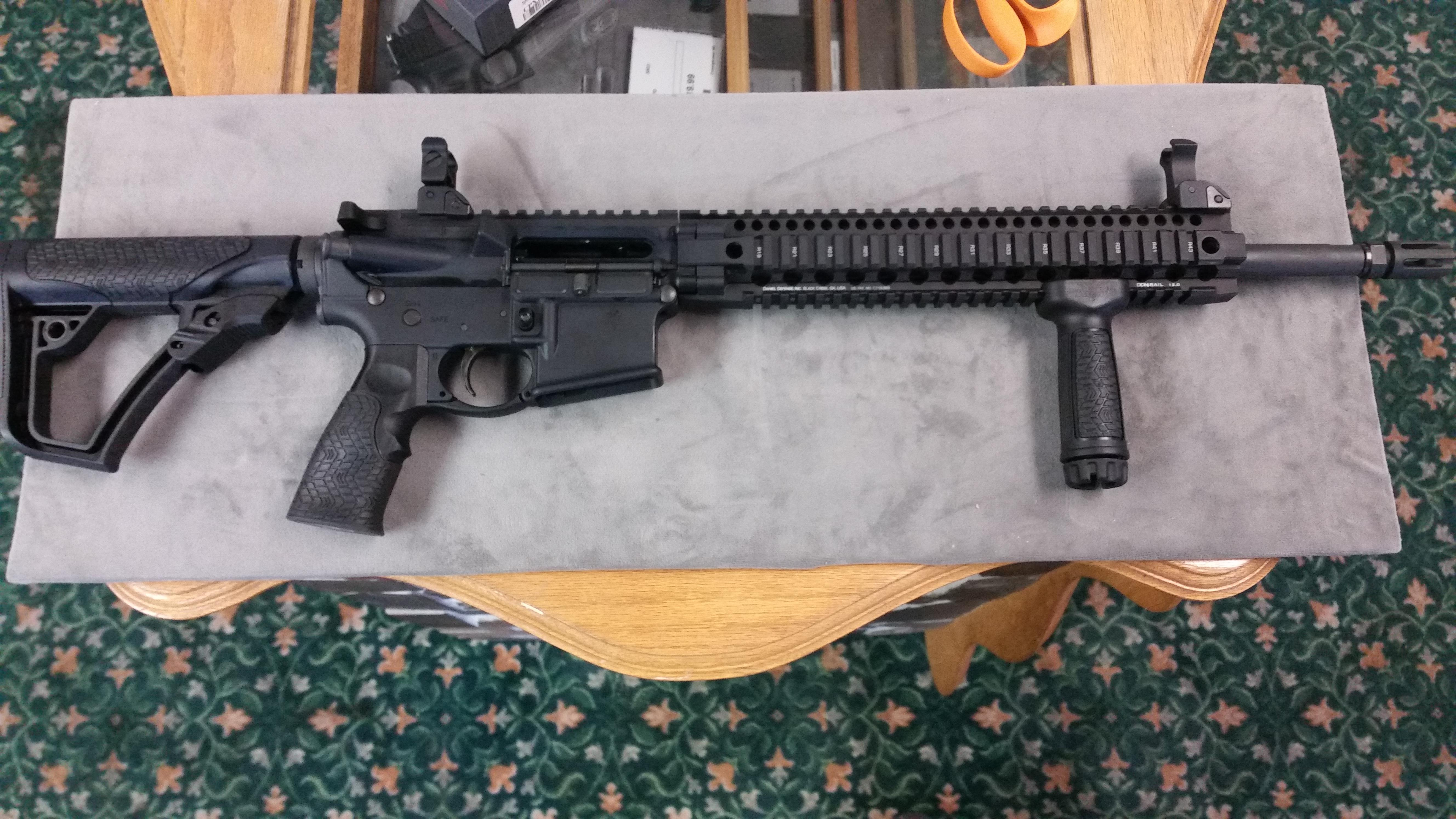 Daniel Defense DDM4  Guns > Rifles > Daniel Defense > Complete Rifles
