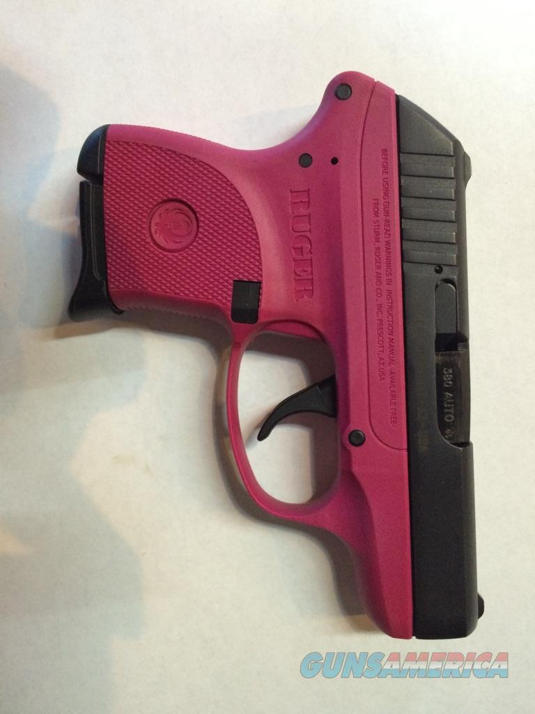 RUGER LCP 380 (PINK)  Guns > Pistols > Ruger Semi-Auto Pistols > LCP