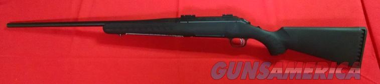 RUGER AMERICAN BOLT 30-06 BLACK SYN  Guns > Rifles > Ruger Rifles > American