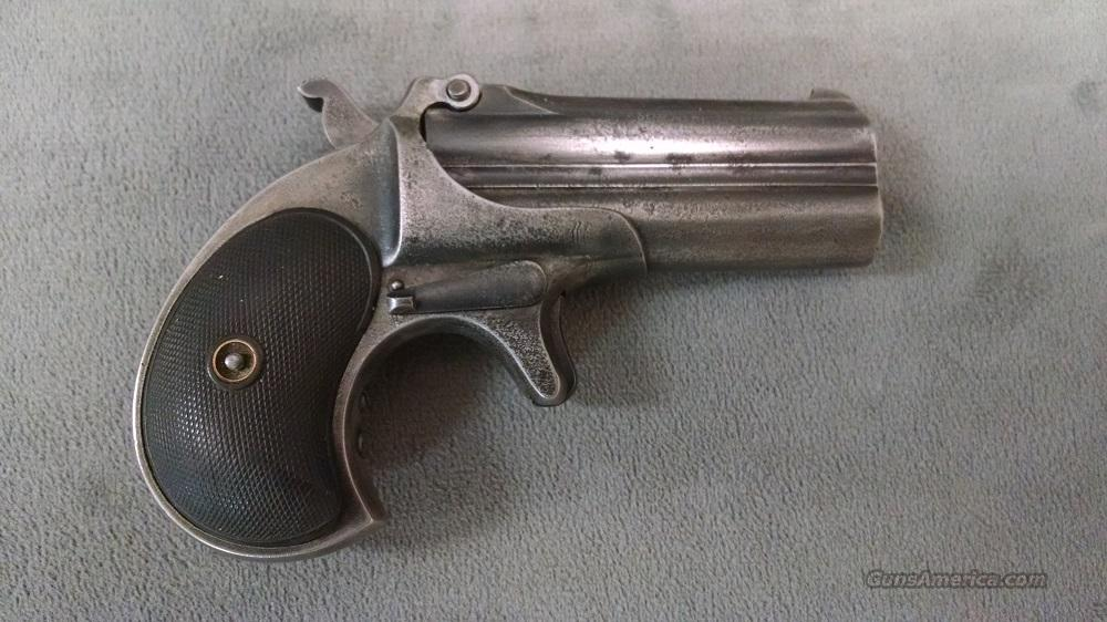 Remington Derringer  Guns > Pistols > Remington Pistols - Pre-1899