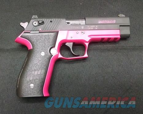 Sig Sauer Pink Mosquito 22LR  Guns > Pistols > Sig - Sauer/Sigarms Pistols > Mosquito