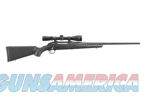 RUGER AMERICAN BA 30-06 WITH 3-9x40 SCOPE   Guns > Rifles > Ruger Rifles > American