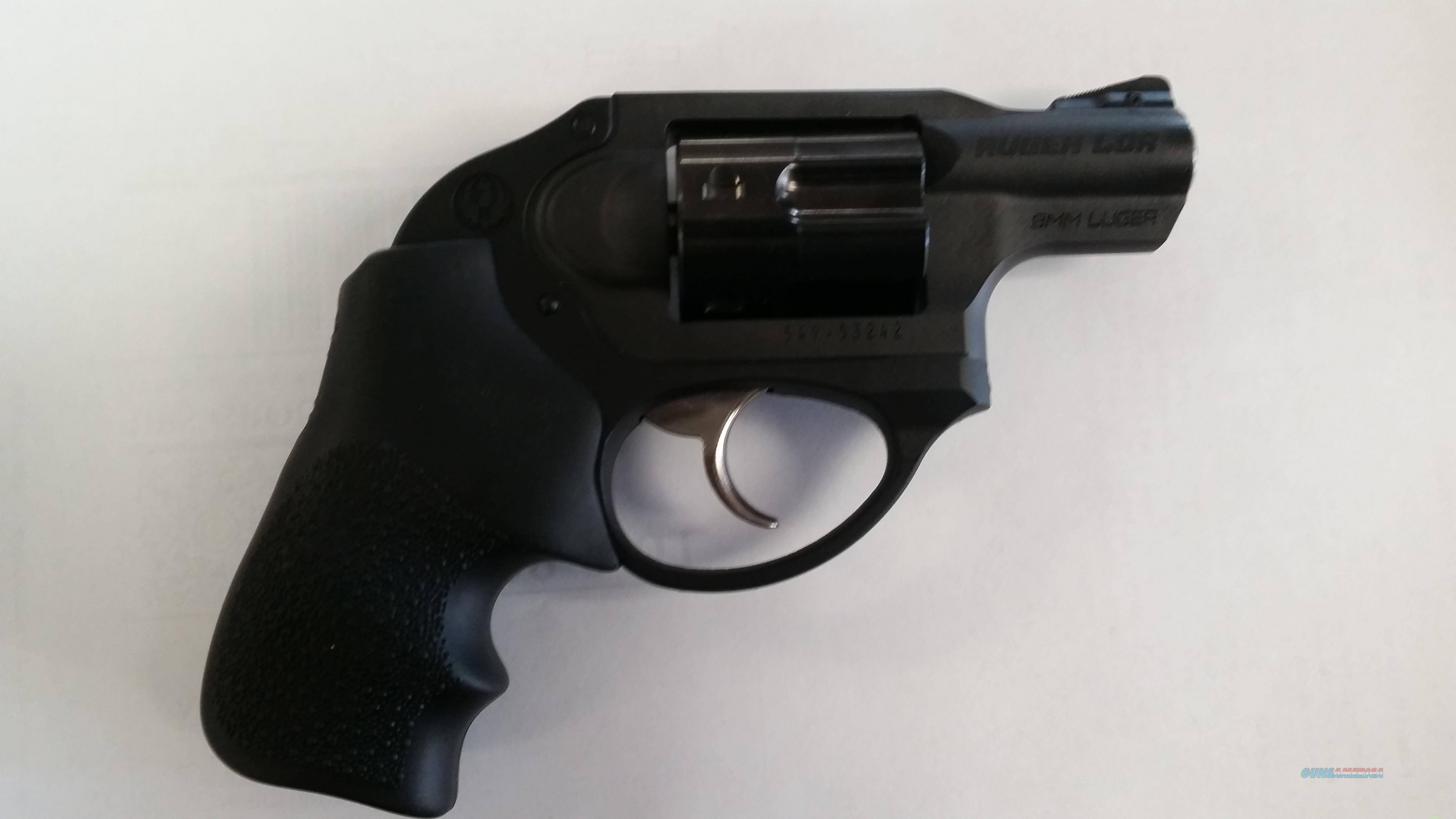 Pre-Owned Ruger LCR 9mm %rd Revolver  Guns > Pistols > Ruger Double Action Revolver > LCR