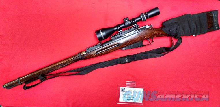 Nagant  Sport 7.62x54R  Guns > Rifles > Mosin-Nagant Rifles/Carbines