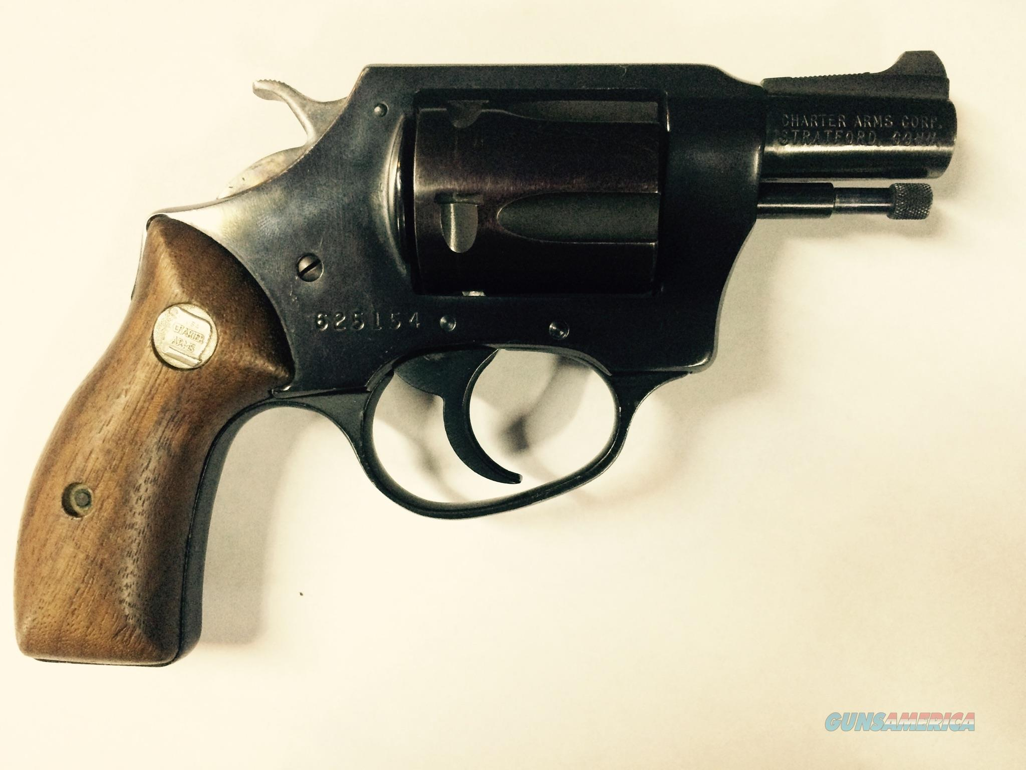 CHARTER ARMS UNDERCOVER REVOLVER  Guns > Pistols > Charter Arms Revolvers